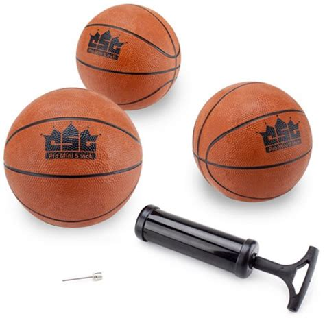 Mini Basketball Shooting Board Basketball Miniatur Murah 1 crown sporting goods mini basketball with needle and inflation set of 3 5 inch