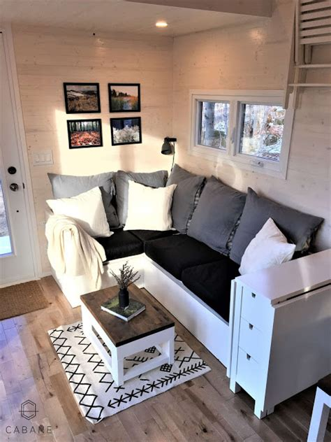 little house in the big d living room layout changes tiny house town cabane tiny cabin 256 sq ft