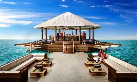 sandals to open overwater bungalow suites in jamaica sleep over the ocean in new over the water bungalows in