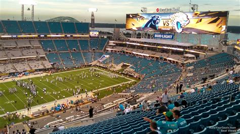 we take section 8 reviews everbank field section 412 rateyourseats com