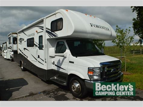 used 2015 forest river rv forester 3011ds ford motor home
