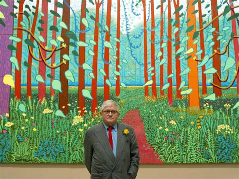 david hockney david hockney is pro fracking we can go on and on about oil but if there wasn t any what