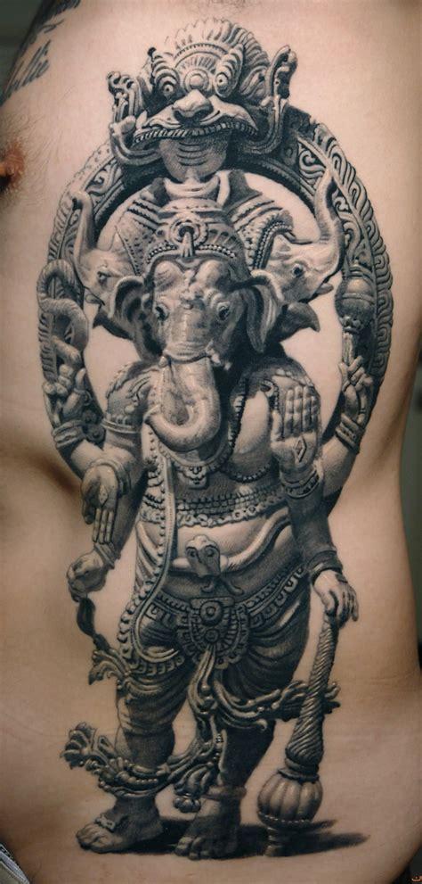 sculpturesque tattoos  la based artist scene
