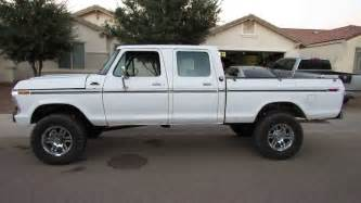 1977 ford f250 crew cab 4x4 sold