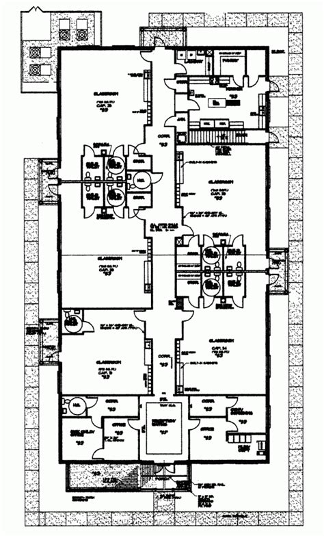 floor plan of child care centre child care center floor plans home interior design ideashome interior design ideas