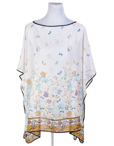 Kaftan Mayang Polos B new womens cover up dress kaftan sarong summer wear swimwear casual top ebay