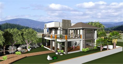 filipino house design erecre group realty design and construction