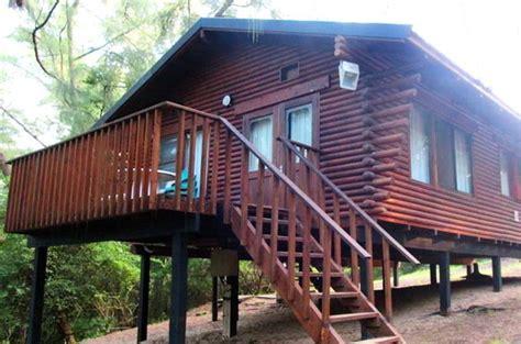 cape vidal log cabins cabins bush lodge accommodation