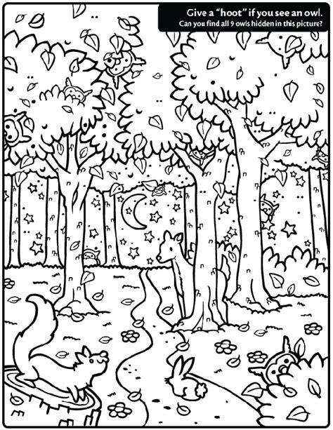 Hidden Owl Find   crayola.ca