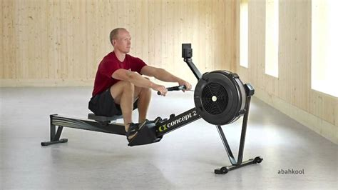 concept 2 model d rowing machine drenchfit