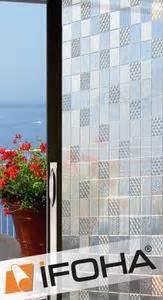 Sichtschutzfolie Fenster Statisch Haftend Anbringen by Neue Folie F 252 R Fenster Haftet Ohne Kleber Ifoha Gmbh