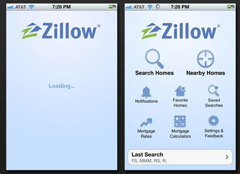 browse mobile real estate with zillow 171 iphone appstorm