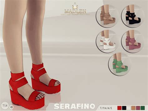 sims 4 platform heels 10 images about ts4 shoes on pinterest the sims