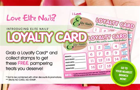 Spa Loyalty Card Template by 16 Exles Of Loyalty Punch Cards