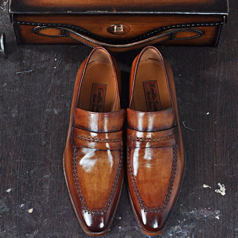 Handmade Leather Shoes - 10 reasons why to choose classic handmade leather shoes