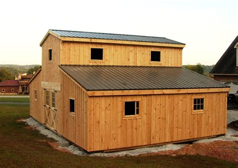 Barn Shed Plans by Monitor Barn Plans Barn Plans Vip