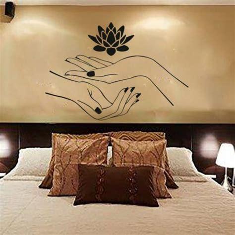 wall decal beauty salon woman vinyl sticker home decor