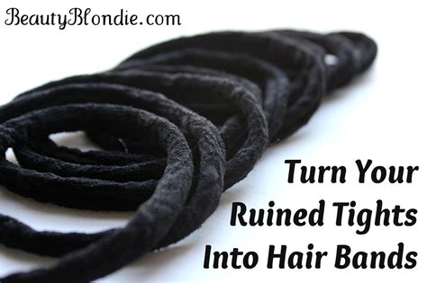 How To Make Handmade Hair Bands - hair bands