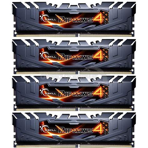 Gskill Ddr4 Tridentz Pc25600 32gb 4x8gb Channel g skill ripjaws 4 32gb 4x8gb ddr4 pc4 19200c15 2400mhz qua ocuk