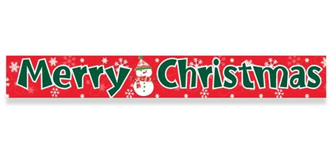 merry christmas foil banner  christmas decorations party ark