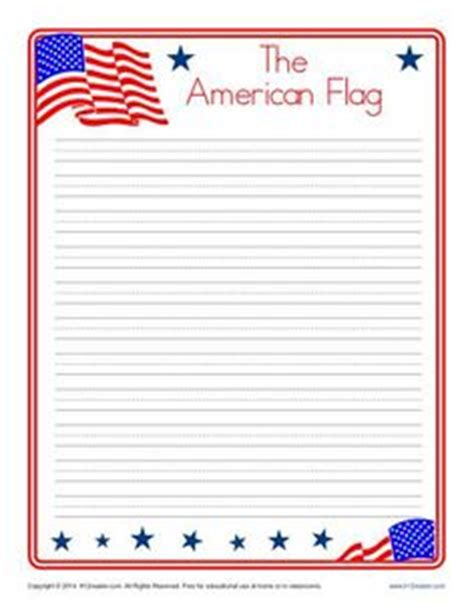 printable flag stationery 1000 images about printable lined writing paper on