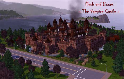 Minecraft Chandelier Ideas Mod The Sims Flesh And Bones The Vampire Castle