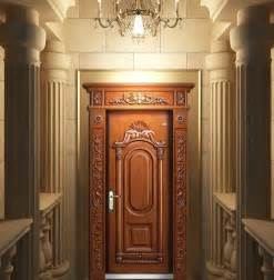 Wooden Door Designs Pictures by Chinese Traditional Wooden Door Design Rendering 3d