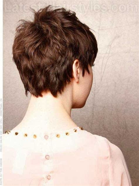 back view of pixie cuts 15 back of pixie cuts pixie cut 2015