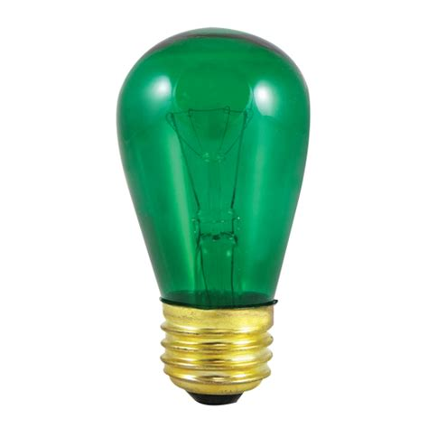 opentip bulbrite 11s14tg 11w dimmable s14 string