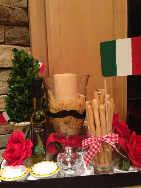 italian decorations for a themed best 25 italian centerpieces ideas on italian