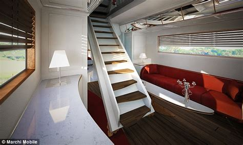 mobile home interior design uk state of the art rv boasts eight flat screen tvs sky