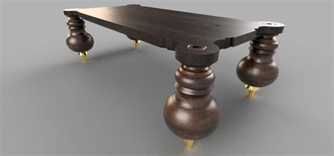coffee table with plugs solid walnut slab coffee table autodesk gallery