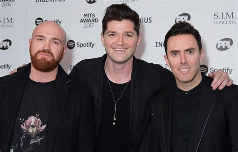 the script uk the script tour irish band confess truth behind three