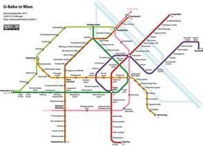 Vienna Subway Map by Vienna Subway Map Spaceoperacomic