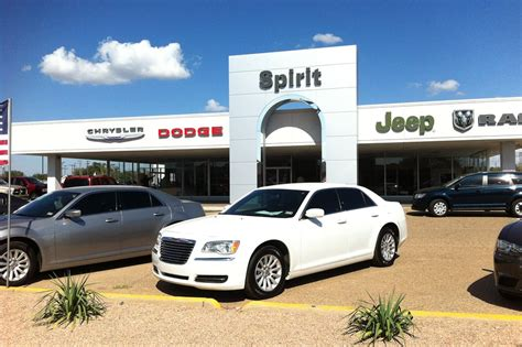 spirit chrysler dodge jeep lubbock spirit chrysler dodge jeep car dealers 4611 ave q