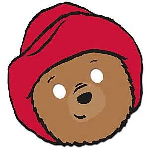 Candy Basket Ideas Paddington Bear Mask