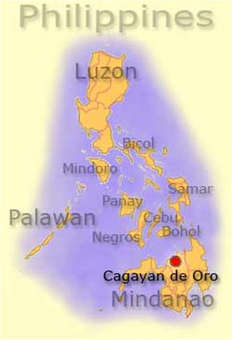 cagayan de oro the city of golden friendship dumaguete info