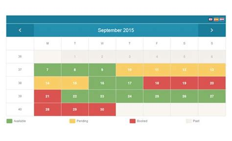 availability calendar template event booking calendar event registration system