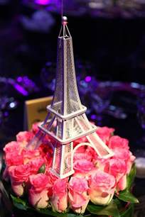 Cheap Paris Themed Decor Parisian Theme Centerpiece My Sweet 16 Ideas