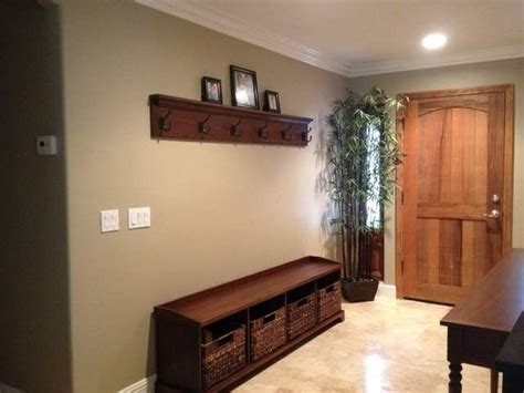 entry shelf and bench hand crafted entry bench and coat hook shelf by santini custom furniture custommade com