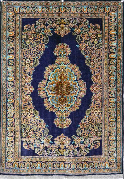 Qum Persian Carpet Silk Persian Rug Item 2025 Silk Rug Value
