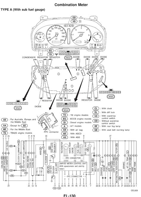 nissan patrol wiring diagram wiring diagram with description