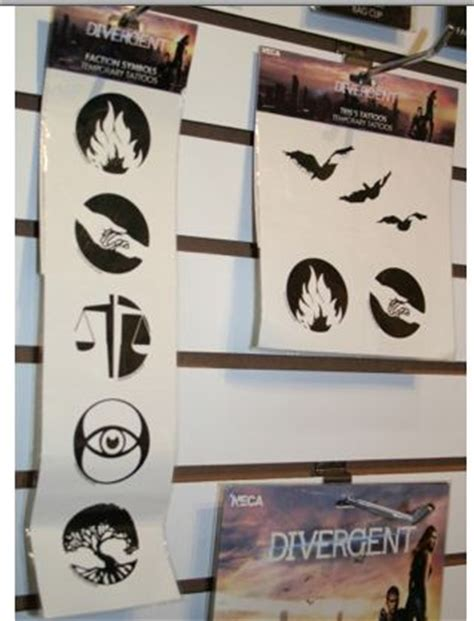divergent temporary tattoos temporary tattoos def wearing these to the premiere