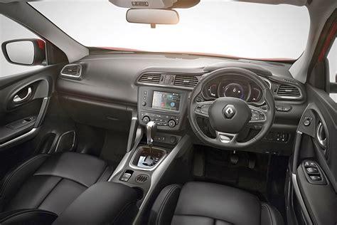 renault kadjar interior 2016 renault kadjar 96 kw 1 2 dynamique automatic 2016 review