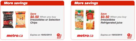 printable grocery coupons from california metro ontario canada new printable coupons hot canada