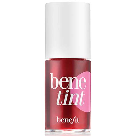 Benefit Benetint Cheek Lip Stain Travel Size Mini Terbatas benefit benetint lip and cheek stain mini free shipping lookfantastic