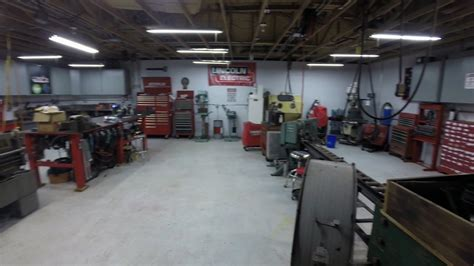 fabrication workshop layout ideas do rite fabrication shop tour youtube