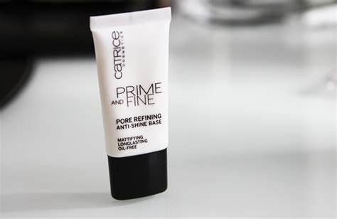 Catrice Primer by Review Catrice Prime And Pore Refining Anti Shine