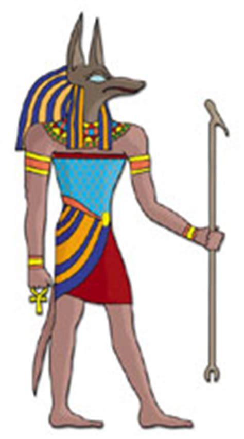 il dio egizio con testa di sciacallo egittologia net le divinit 224
