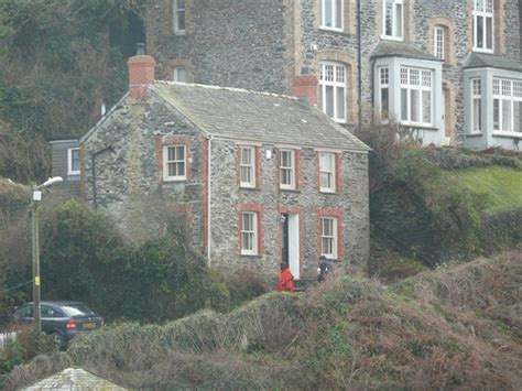 Fern Cottage Port Isaac by Fern Cottage From Afar Port Isaac Flickr Photo